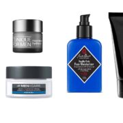 5 of the Best Face Moisturizers for Men