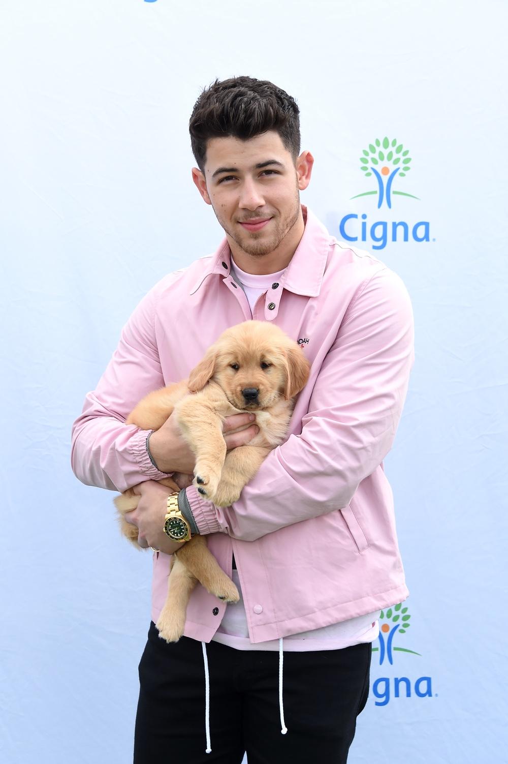 Nick Jonas Spreads Awareness of Cigna's Body & Mind Initiative