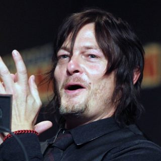 "Norman Reedus ""The Walking Dead"" Panel At New York Comic Con"