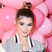 Olivia Jade Anastasia Karanikolaou For Oh Polly Valentine's Day Launch