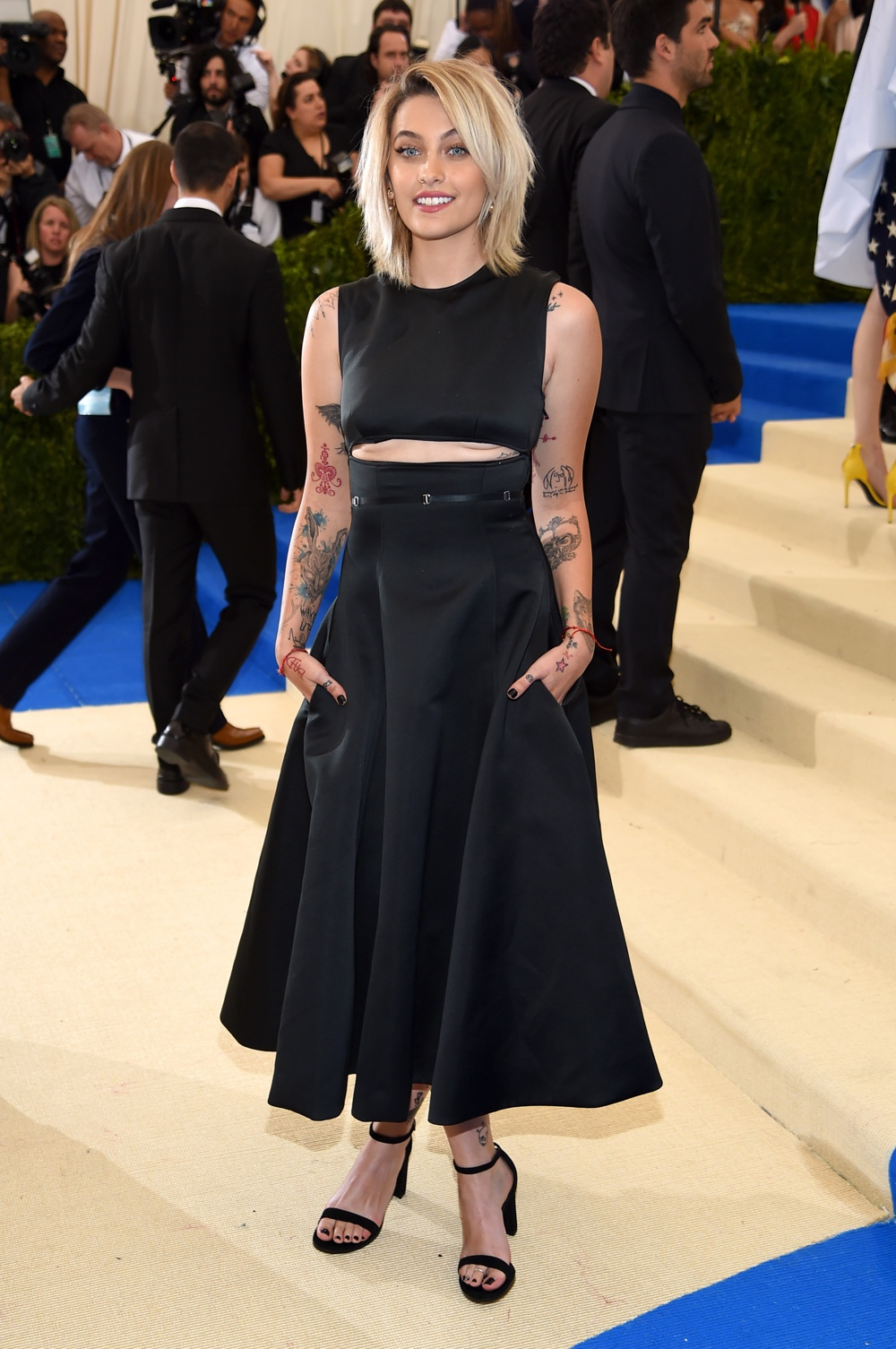 "Paris Jackson ""Rei Kawakubo/Comme des Garcons: Art Of The In-Between"" Costume Institute Gala - Arrivals"
