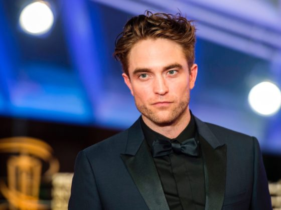 Robert Pattinson MOROCCO-FILM-FESTIVAL-Entertainment
