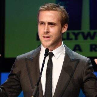 Ryan Gosling 12th Annual Hollywood Film Festival's Awards Gala - Show