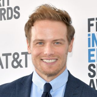 Sam Heughan 2019 Film Independent Spirit Awards - Red Carpet