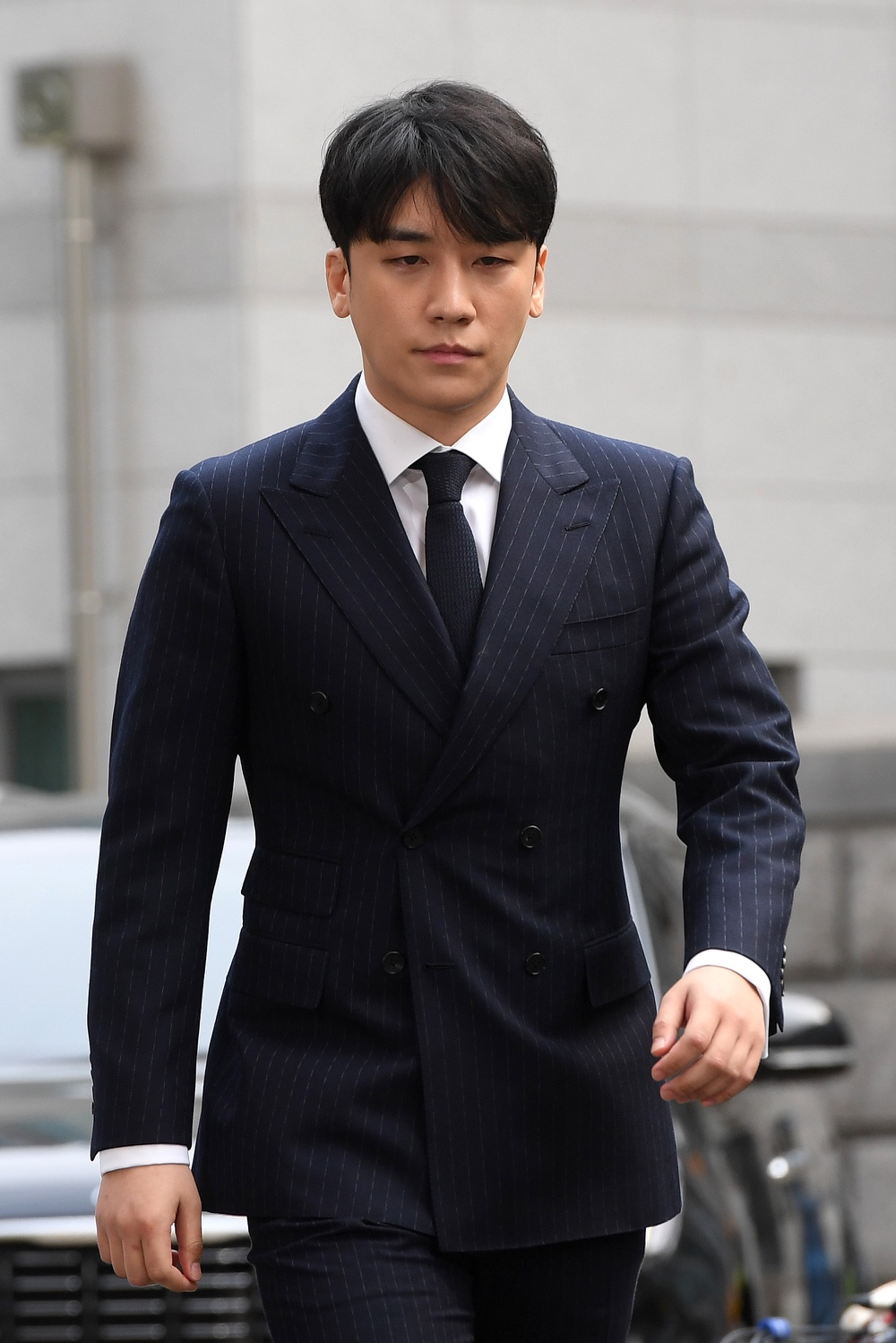 Seungri, SKOREA-SOCIAL-MUSIC-GENDER-CRIME