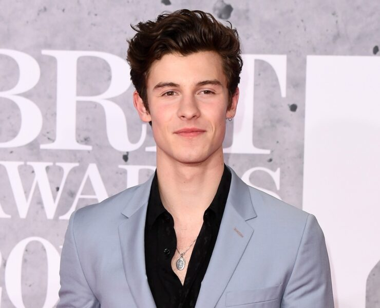 Shawn Mendes The BRIT Awards 2019 - Red Carpet Arrivals