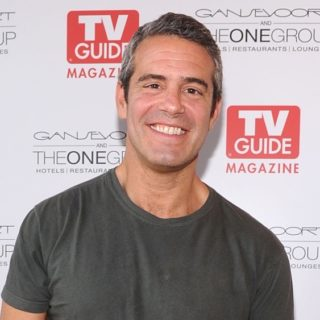 TV Guide Magazine/Andy Cohen Book Signing Party