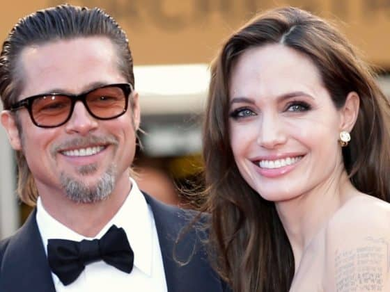 """Angelina Jolie and Brad Pitt """"The Tree Of Life"""" Premiere - 64th Annual Cannes Film Festival"""