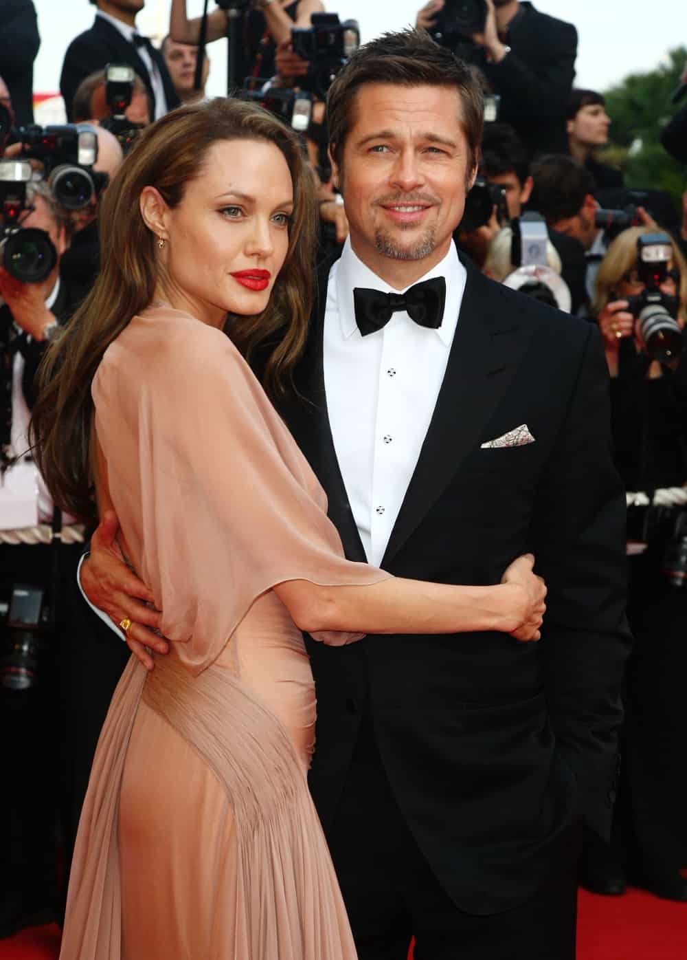 Angelina Jolie and Brad Pitt Inglourious Basterds Premiere - 2009 Cannes Film Festival