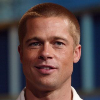 Brad Pitt on MTV's TRL