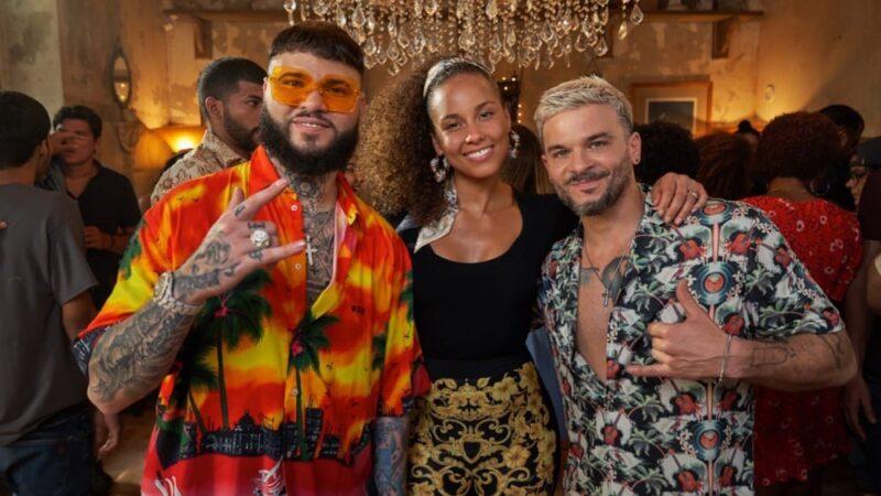 Calma by Pedro Capó and Farruko featuring Alicia Keys