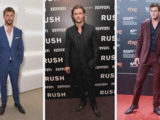 Chris Hemsworth Red Carpet Photos