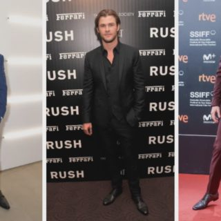 Chris Hemsworth Red Carpet Photos