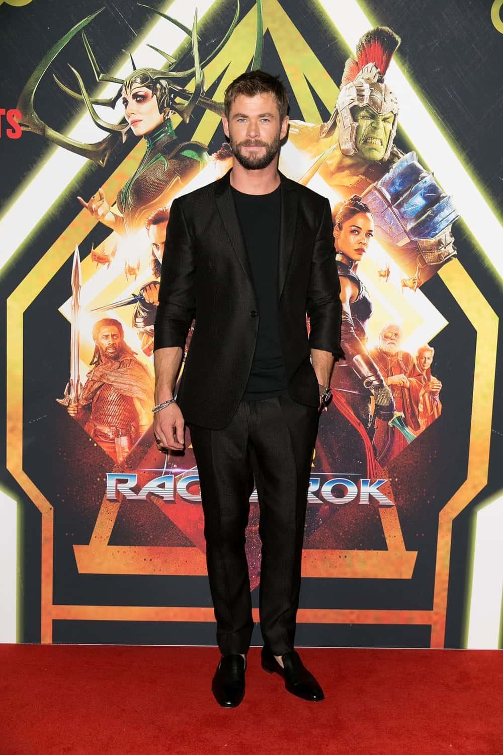 Chris Hemsworth Thor: Ragnarok Sydney Special Event Screening - Arrivals