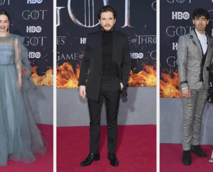 Game of Thrones Season 8 Premiere