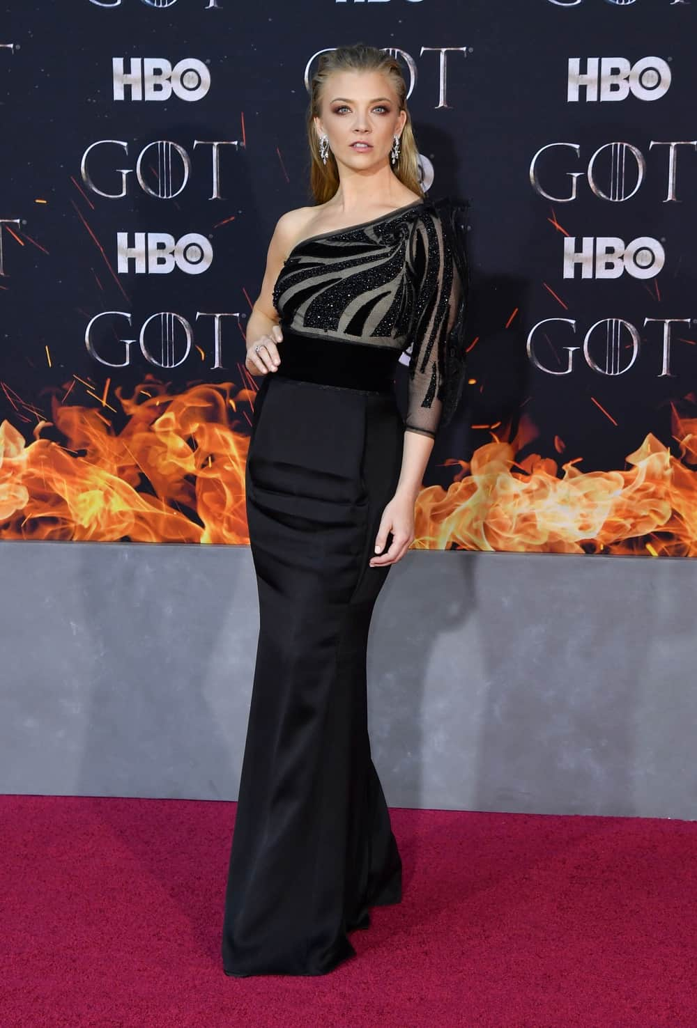 The Cast Of Game Of Thrones Hits The Red Carpet For Season 8