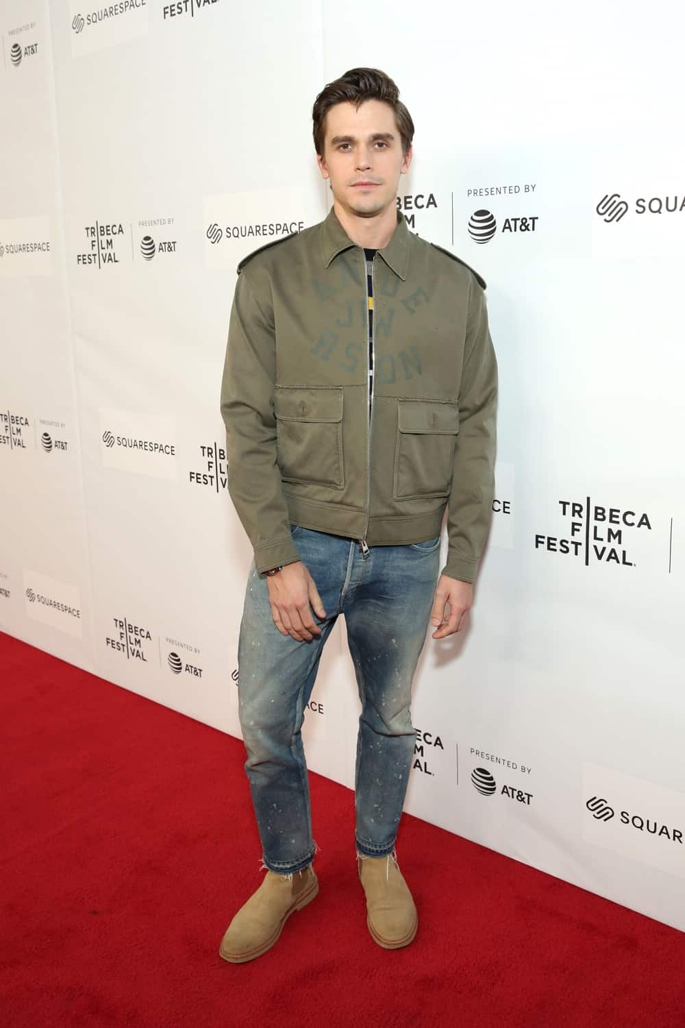 Antoni Porowski World Premiere Of 'GAY CHORUS DEEP SOUTH' Documentary, Developed And Produced By Airbnb At The 2019 Tribeca Film Festival