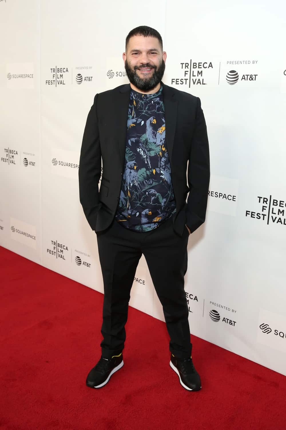 Guillermo Diaz World Premiere Of 'GAY CHORUS DEEP SOUTH' Documentary, Developed And Produced By Airbnb At The 2019 Tribeca Film Festival