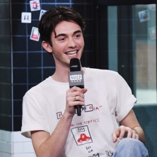 Greyson Chance Celebrities Visit Build - February 27, 2019