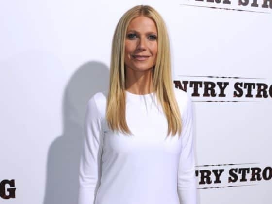 "Gwyneth Paltrow Screening Of Screen Gems' ""Country Strong"" - Arrivals"