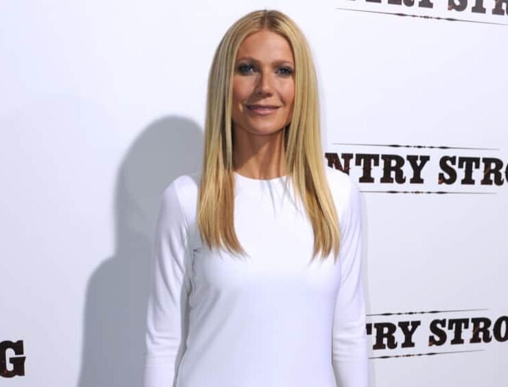 """Gwyneth Paltrow Screening Of Screen Gems' """"Country Strong"""" - Arrivals"""