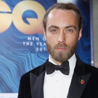 James Middleton Red Carpet Arrivals - GQ Men Of The Year Award 2018