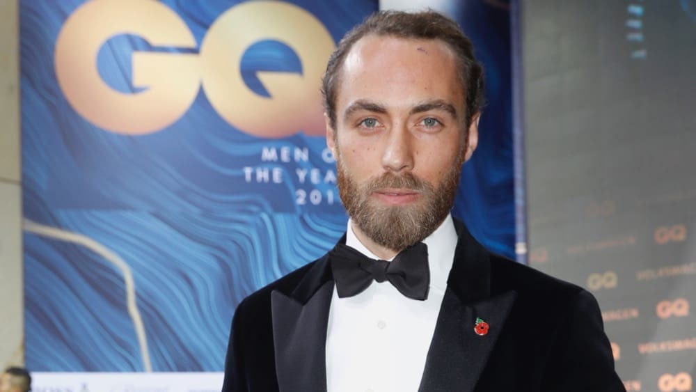 James Middleton Red Carpet Arrivals - GQ Men Of The Year Award 2018