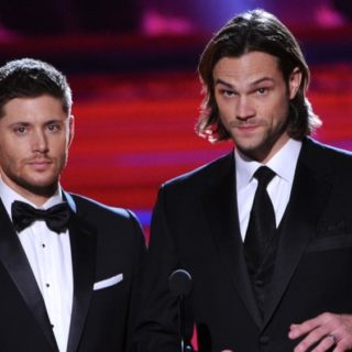Jensen Ackles and Jared Padalecki 19th Annual Critics' Choice Movie Awards - Show