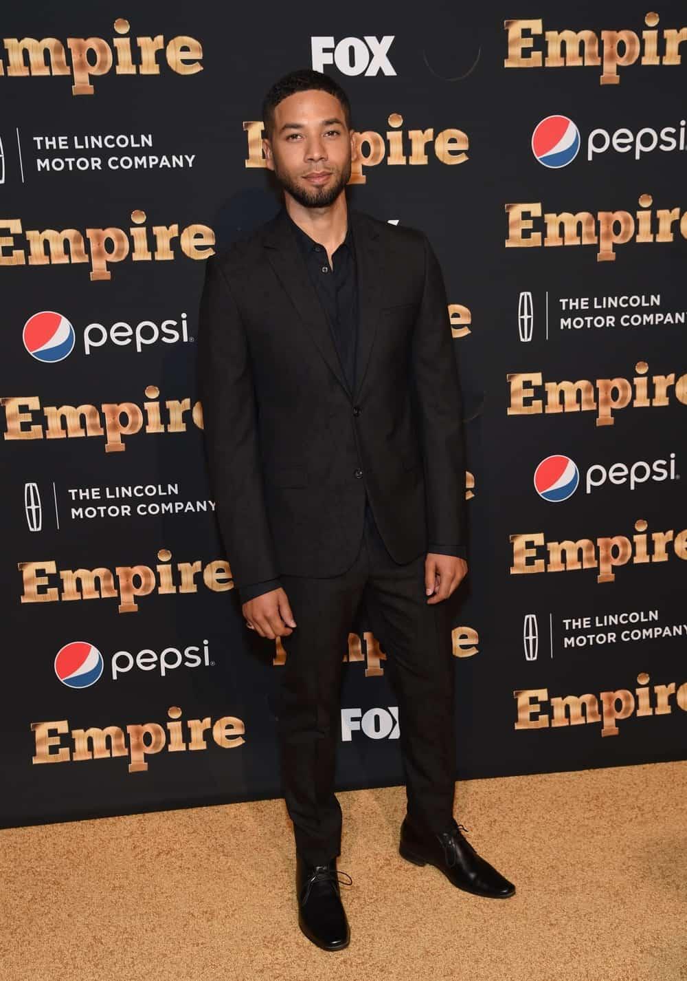 """Jussie Smollett """"Empire"""" Series Season 2 New York Premiere"""