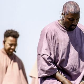 Kanye West 2019 Coachella Valley Music And Arts Festival - Weekend 2 - Day 3