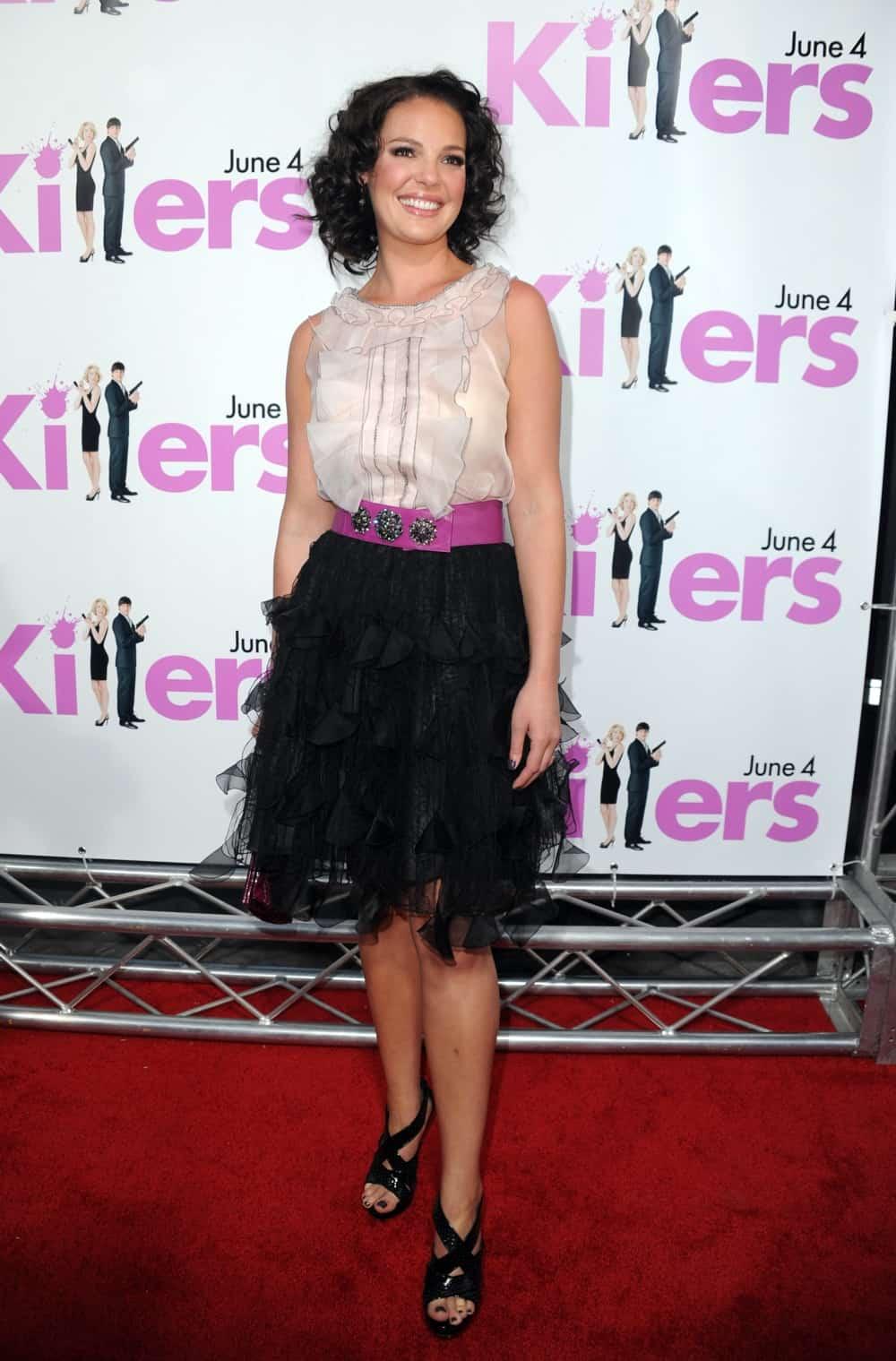"Katherine Heigl Screening Of Lionsgate's ""Killers"" - Arrivals"