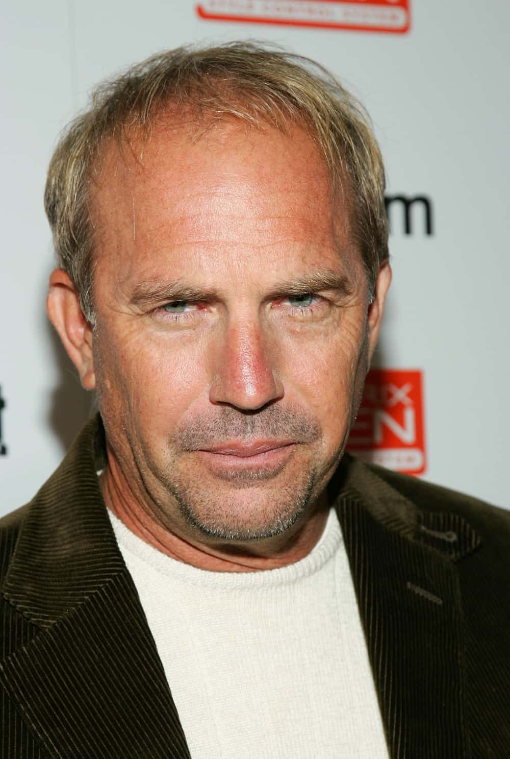 Kevin Costner TIFF Entertainment Weekly Party