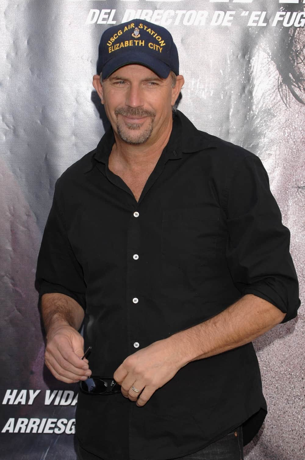 """Kevin Costner Photocall for Movie """"The Guardian"""""""