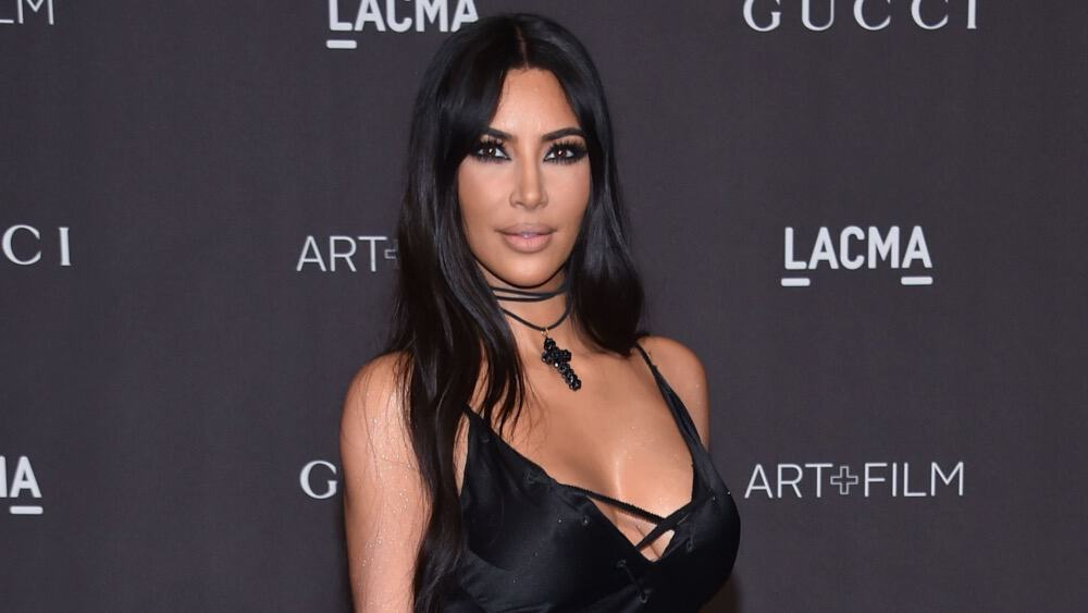 Kim Kardashian-West US-ENTERTAINMENT-LACMA-GALA-ART-FILM-FASHION
