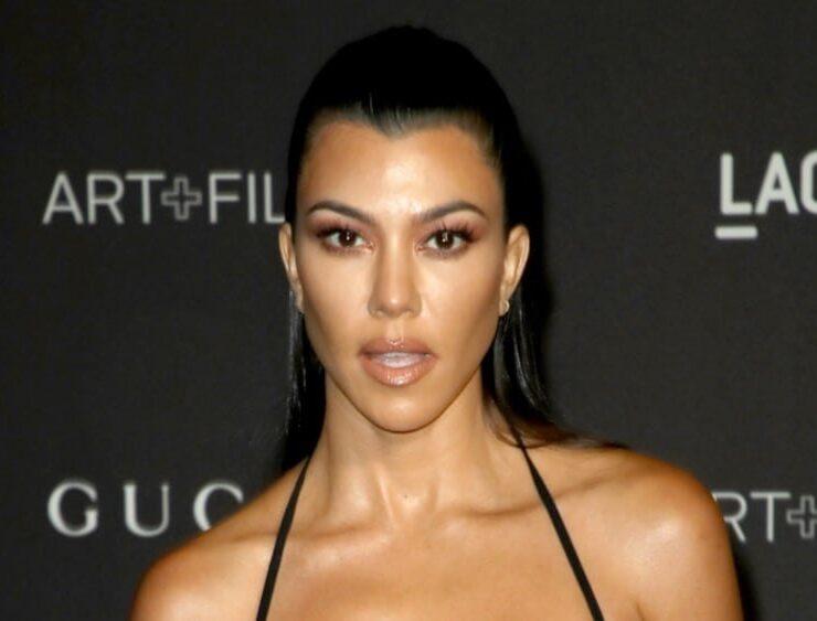 Kourtney Kardashian 2018 LACMA Art + Film Gala - Arrivals