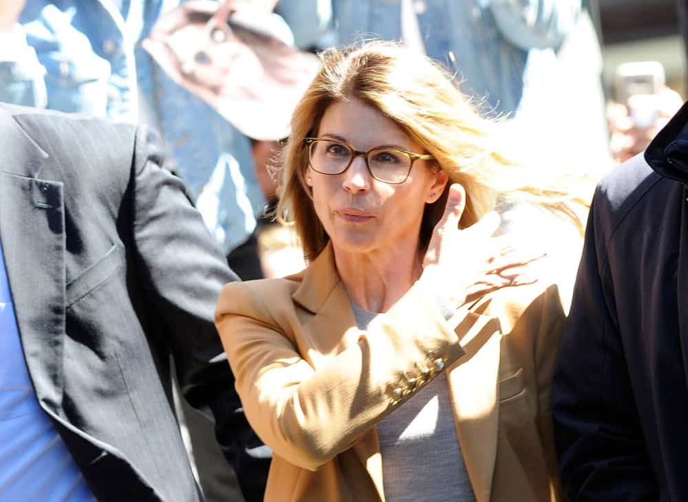 Lori Loughlin US-ENTERTAINMENT-FILM-TELEVISION-UNIVERSITY-CORRUPTION