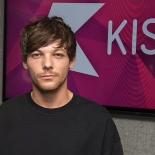 Louis Tomlinson At KISS FM