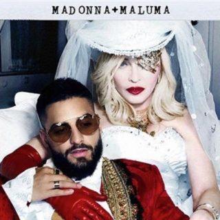 Madonna Maluma Medellin