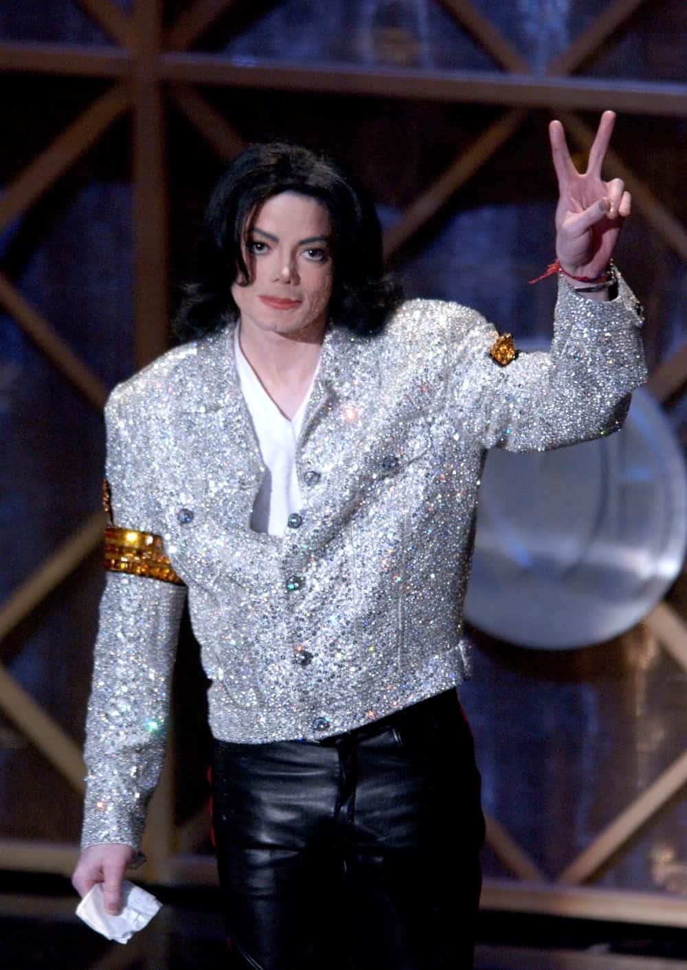Michael Jackson 29th Annual American Music Awards