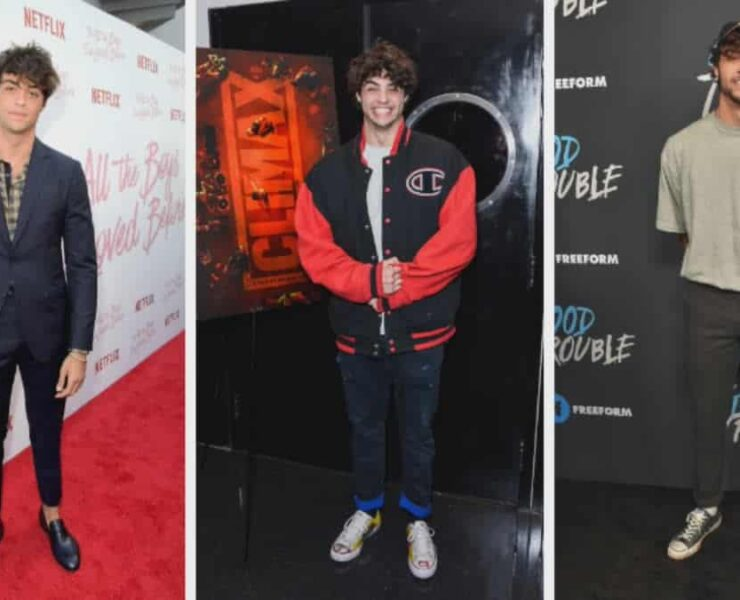 Our 9 Favorite Noah Centineo Red Carpet Moments