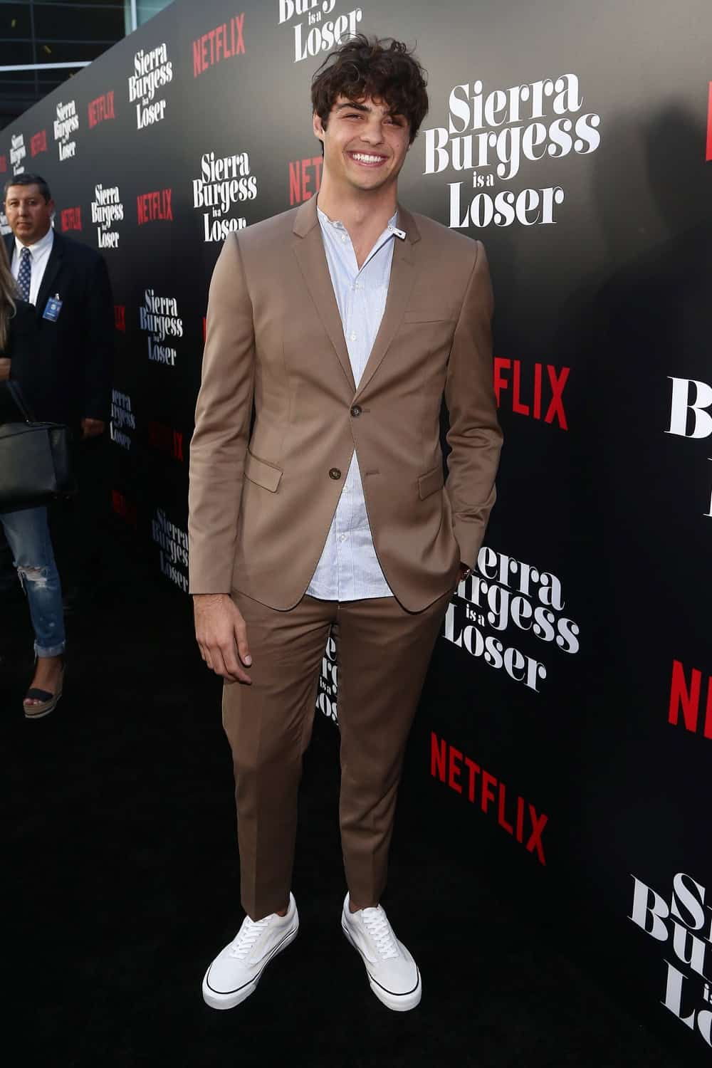 "Noah Centineo Premiere Of Netflix's ""Sierra Burgess Is A Loser"" - Red Carpet"
