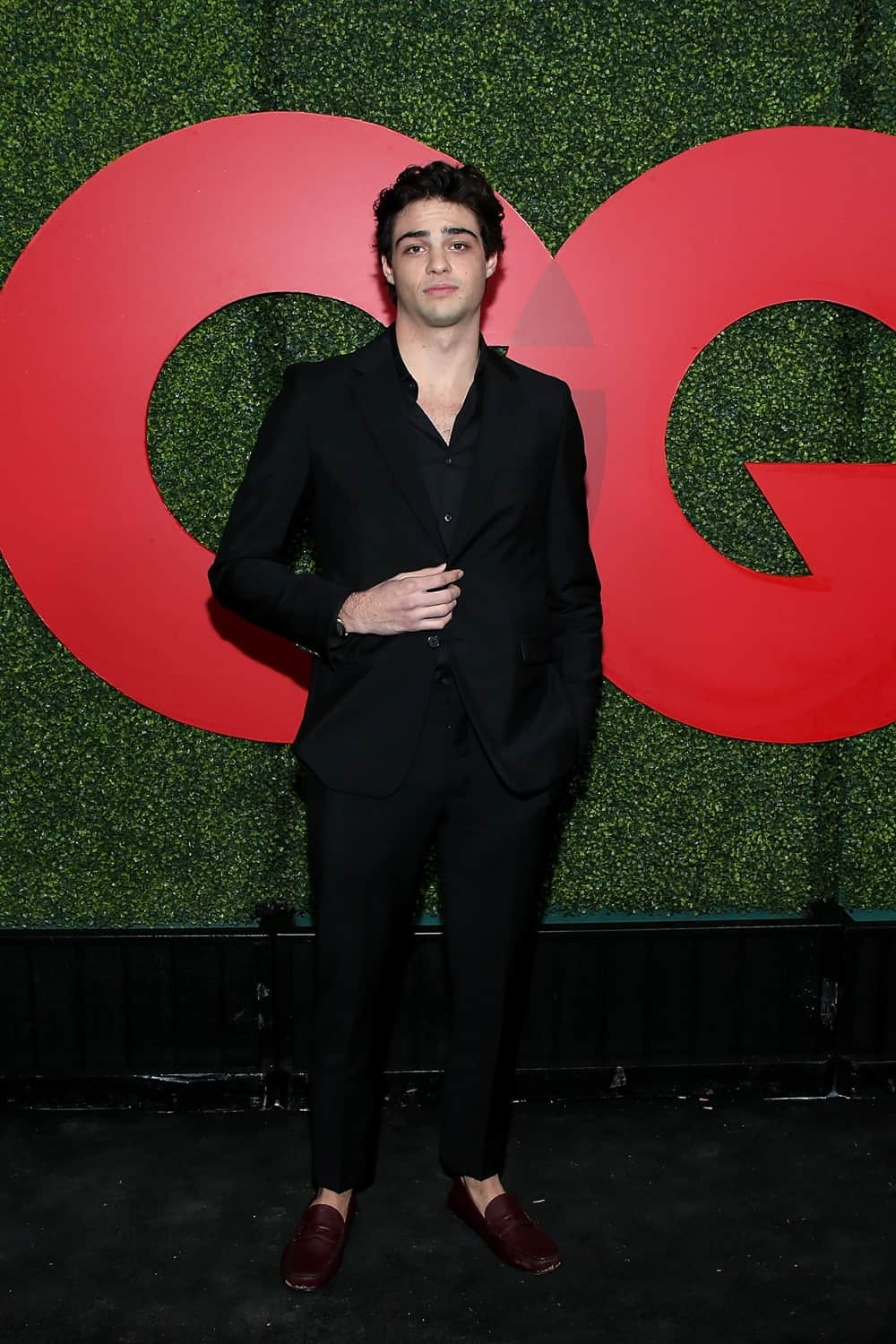Noah Centineo 2018 GQ Men Of The Year Party - Arrivals