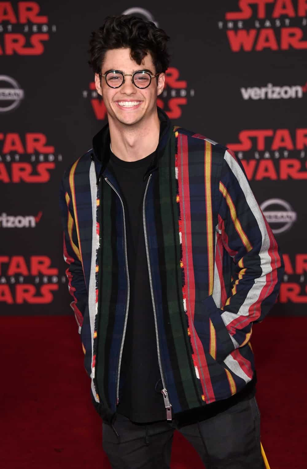 "Noah Centineo Premiere Of Disney Pictures And Lucasfilm's ""Star Wars: The Last Jedi"" - Arrivals"