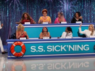 Snatch Game at Sea