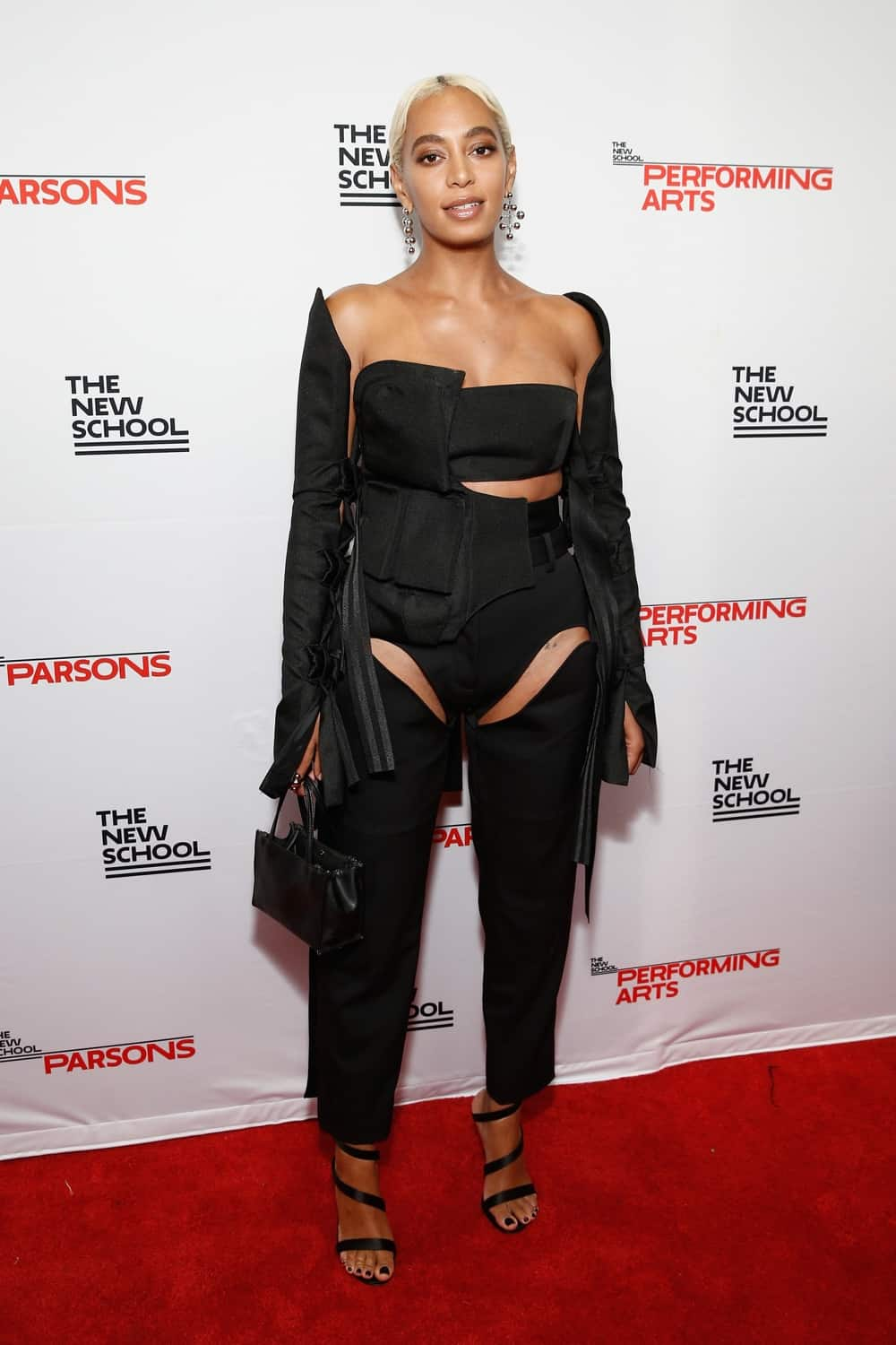 Solange The 70th Annual Parsons Benefit