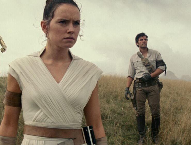 Star Wars Episode 9: The Rise of Skywalker