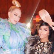 Erika Jayne and Lil' Kim