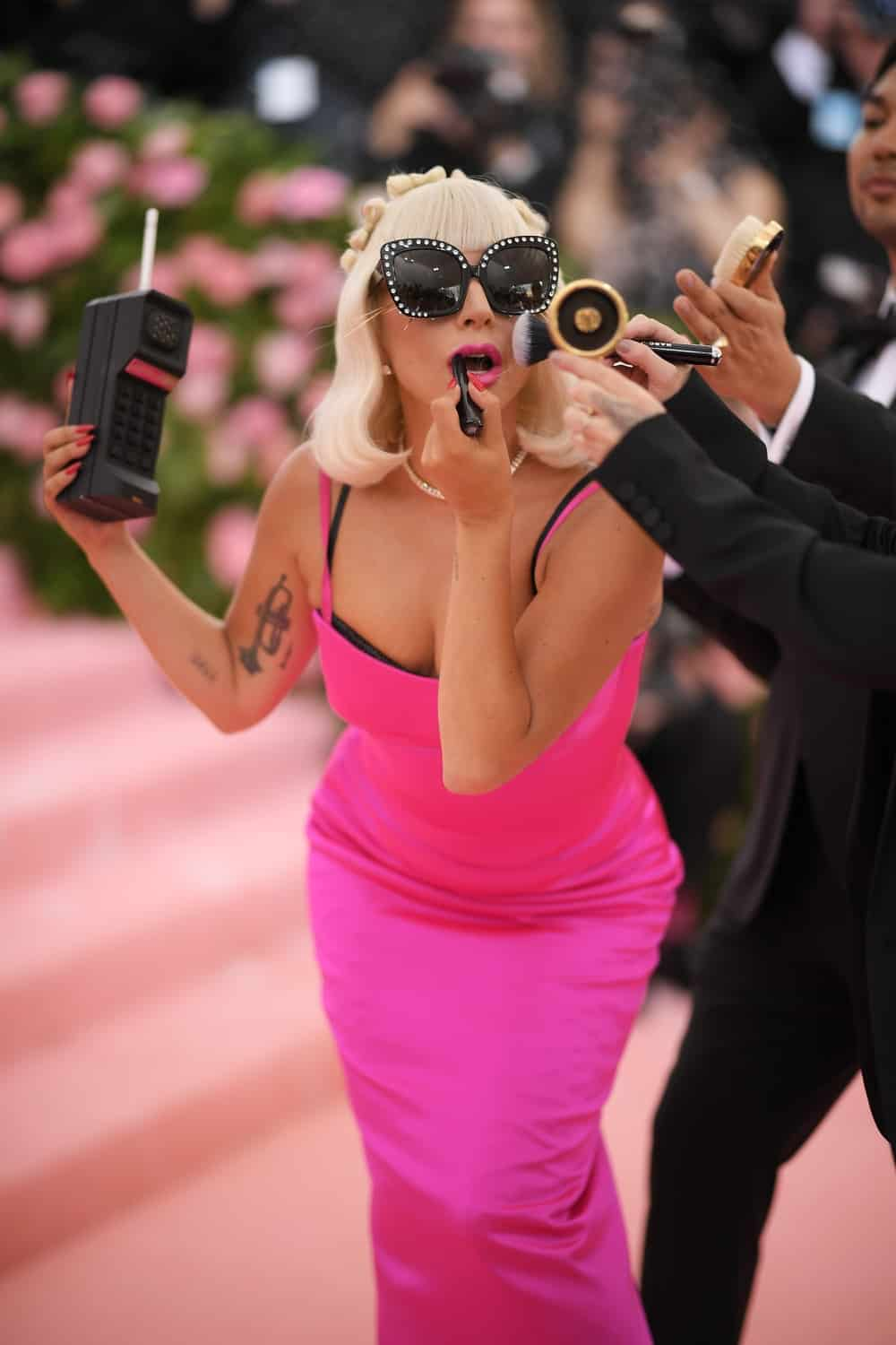 Lady Gaga The 2019 Met Gala Celebrating Camp: Notes on Fashion - Arrivals