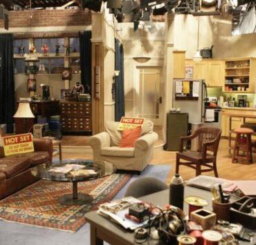 The Big Bang Theory Set