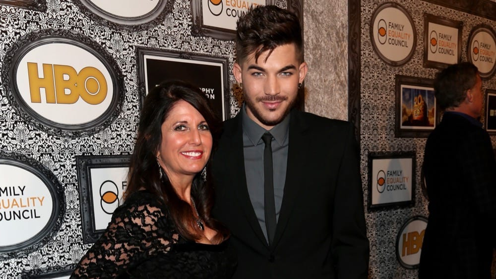 Adam Lambert Talks About His Awesome Mom — SL Flashback - Socialite Life